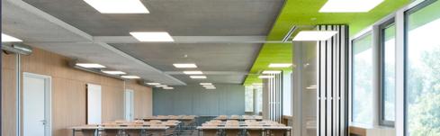 Goedkope Lening energiebesparing voor LED-verlichting scholen