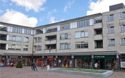 PreLite verzorgt nieuwe verlichting Globeplein