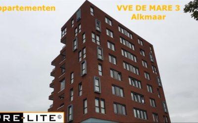 Project VVE DE Mare 3 te Alkmaar