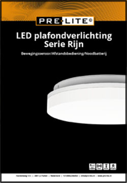 Download specificaties LED Plafondverlichting Rijn Rond