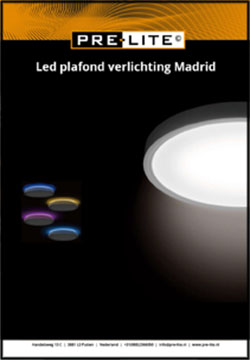 Download specificaties LED plafondverlichting Serie Madrid