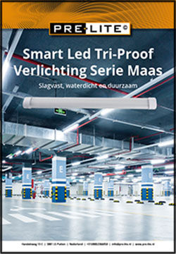 Download specificaties LED slagvaste waterdichte armaturen Maas