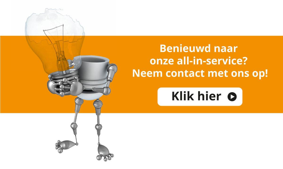 Knop Pre-Lite all-in-service